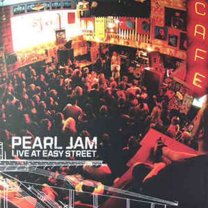 Pearl Jam – Live At Easy Street