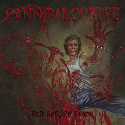 Cannibal Corpse – Red Before Black(Vinyl, LP, Album, Limited Edition, Red )