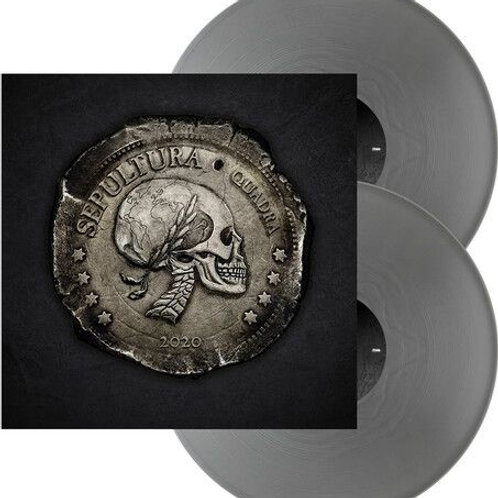 Sepultura-Quadra (Silver Vinyl)  Limited Edition, Indie Exclusive