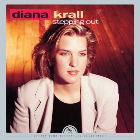 Diana Krall Stepping Out [B&N Exclusive] [Aubergine Vinyl w/Postcards]