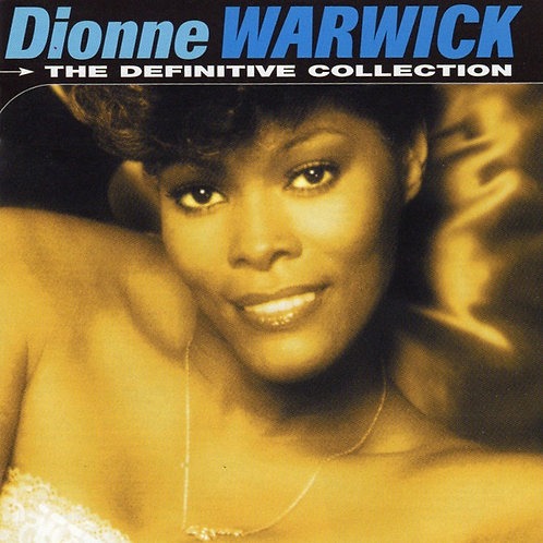 Dionne Warwick ‎– The Definitive Collection CD