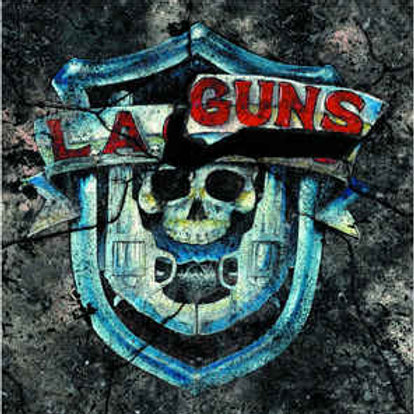 L.A. Guns – The Missing Peace(2 × Vinyl, LP, 45 RPM, Album, Limited Edition )
