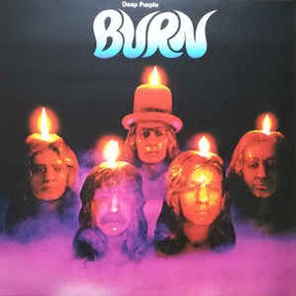 Deep Purple – Burn(Vinyl, LP, Album, Limited Edition, Reissue, Remastered, Purp
