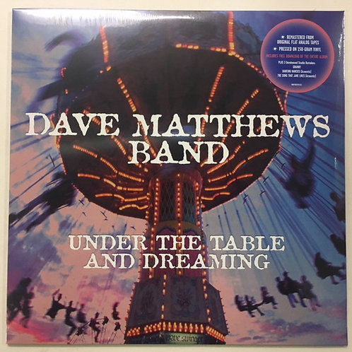 Dave Matthews Band – Under The Table And Dreaming