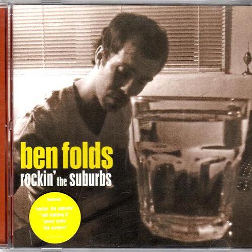 Ben Folds – Rockin' The Suburbs CD