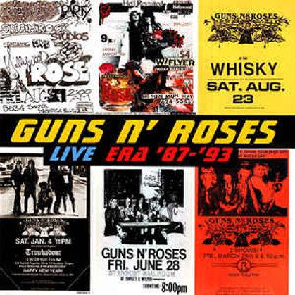 Guns N' Roses – Live Era '87-'93 CD