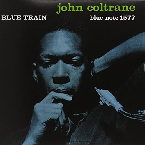 Coltrane, John - Blue Train (L.P.)