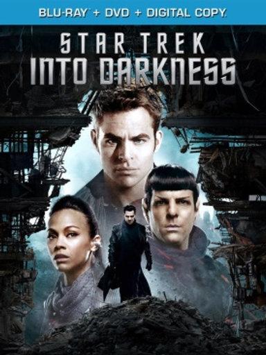 Star Trek Into Darkness [Blu-Ray Dvd Used]