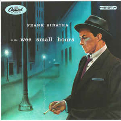 Frank Sinatra- The Wee Small Hours (LP)
