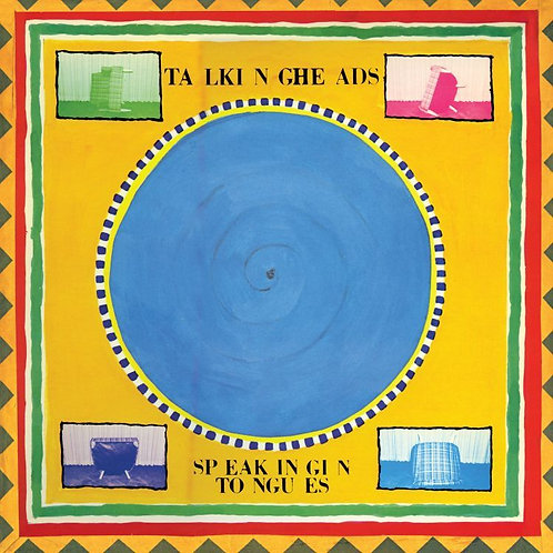 Talking Heads – Speaking In Tongues (1LP, Sky Blue vinyl; SYEOR Exclusive)