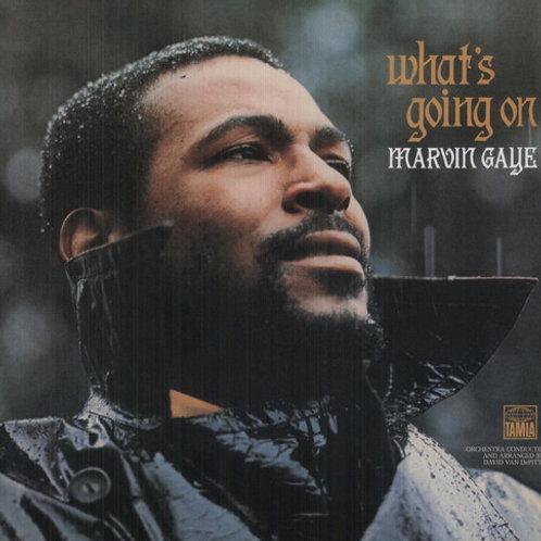 Gaye, Marvin - What's Going on..(180 Gram Vinyl, Reissue) (L.P.)