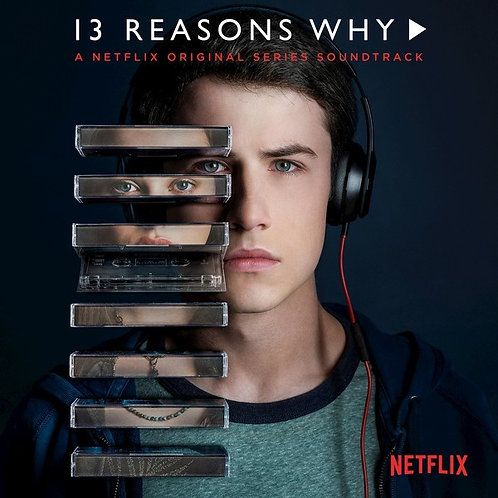 13 Reasons Why (A Netflix Original Series Soundtrack) (2PC)
