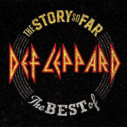 Def Leppard – The Story So Far (LP)