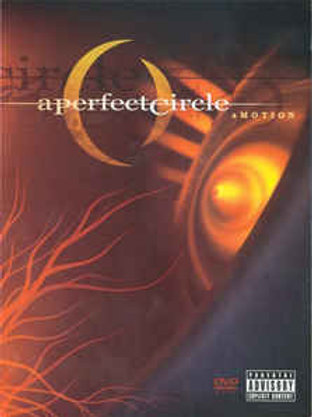 A Perfect Circle ‎– aMOTION [2 Discs] (Dvd Used)