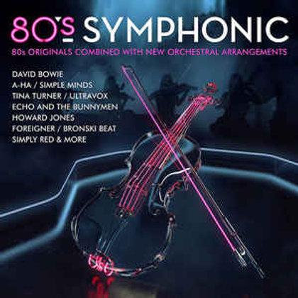 Various Artist- 80's Symphonic (LP)