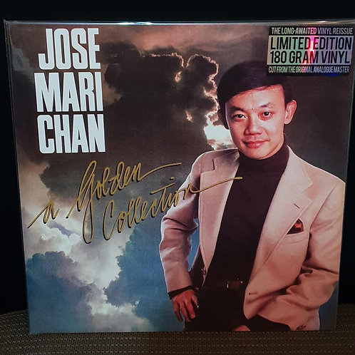Jose Mari Chan - A Golden Collection (OPM) LP