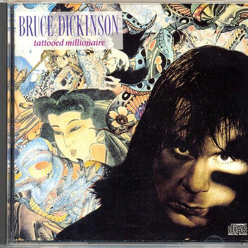Bruce Dickinson – Tattooed Millionaire CD