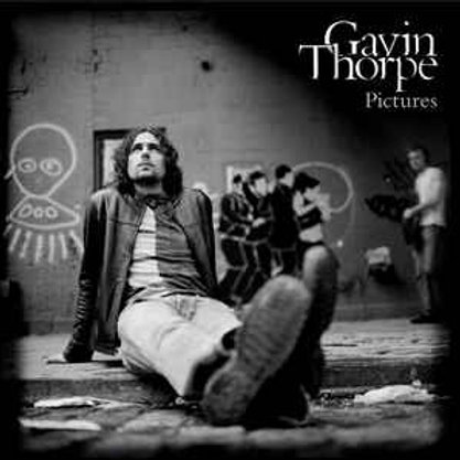 Gavin Thorpe ‎– Pictures (CD)