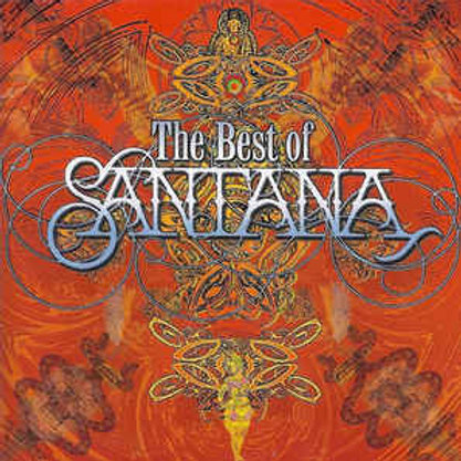 Santana ‎– The Best Of CD