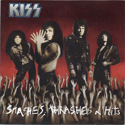 Kiss – Smashes, Thrashes & Hits CD