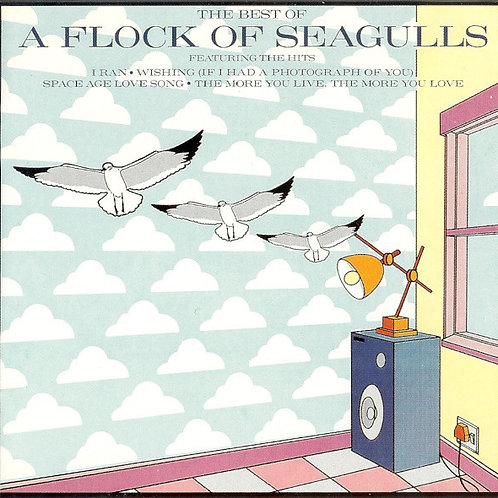 A Flock Of Seagulls – The Best Of A Flock Of Seagulls CD