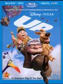 Up [4 Discs] [Includes Digital Copy] [Blu-ray/DVD]
