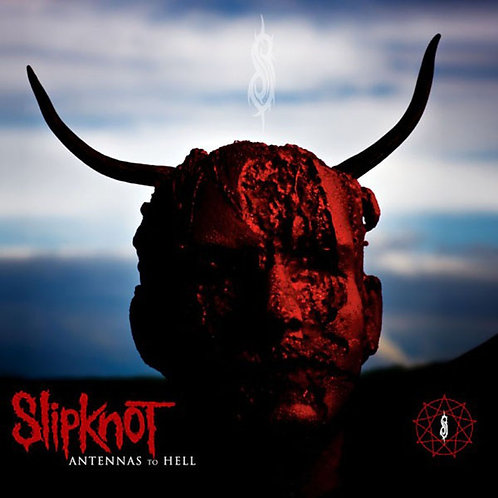 Slipknot ‎– Antennas To Hell CD