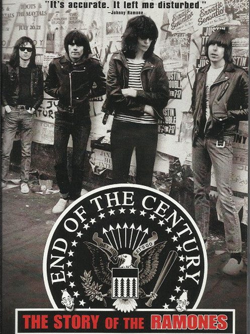 The Story Of The Ramones (Dvd Used)