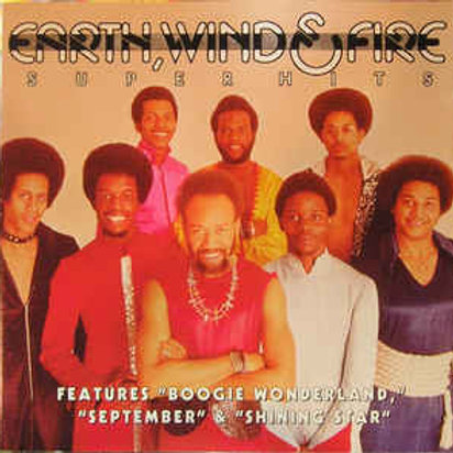 Earth, Wind & Fire ‎– Super Hits CD