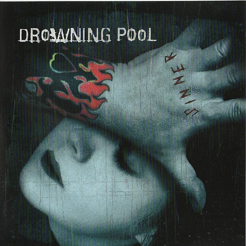 Drowning Pool (2) ‎– Sinner CD