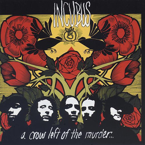 Incubus (2)-A Crow Left Of The Murder CD