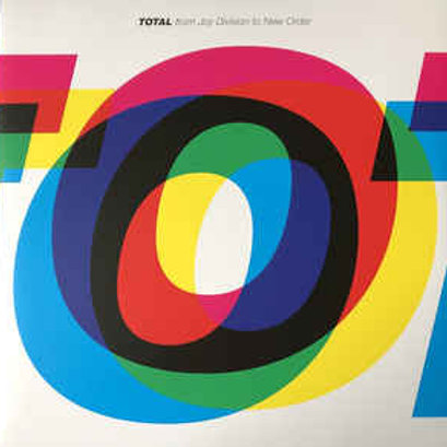 New Order / Joy Division ‎– Total From Joy Division To New Order(2 × Vinyl, LP