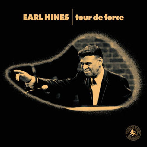 Earl Hines-Tour de Force [Transparent Yellow Vinyl] [Barnes & Noble Exclusive]