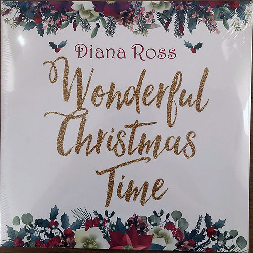 Diana Ross ‎– Wonderful Christmas Time
