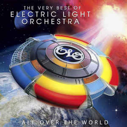 Electric Light Orchestra - All Over the World: The Very Best Of [LP] (Vinyl/LP)