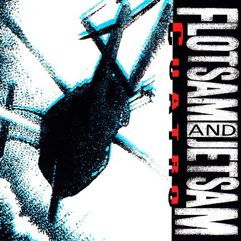 Flotsam And Jetsam – Cuatro CD