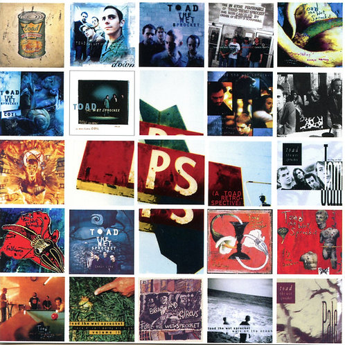 Toad The Wet Sprocket – PS CD