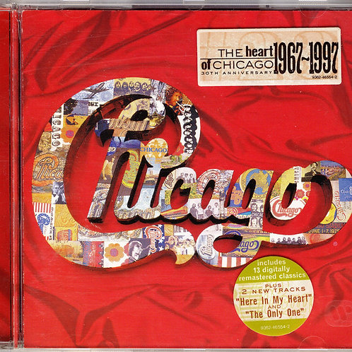 Chicago (2) – The Heart Of Chicago 1967-1997 CD
