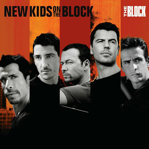 New Kids On The Block – The Block CD