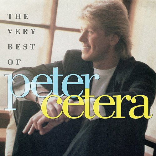 Peter Cetera ‎– The Very Best Of Peter Cetera CD