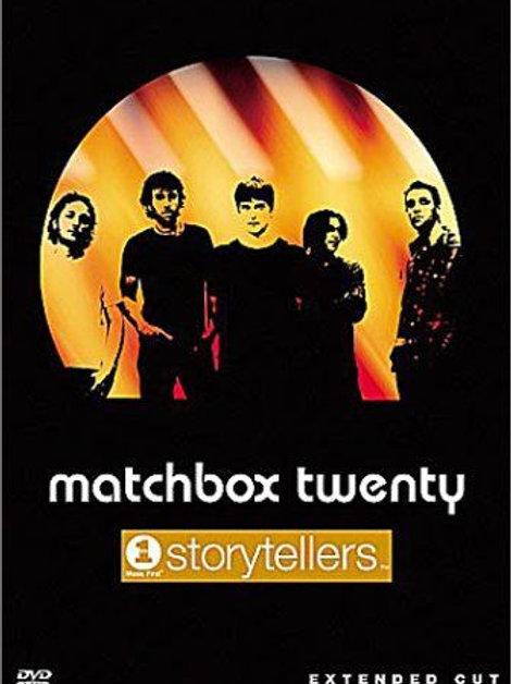 Matchbox Twenty: Storytellers (Dvd Used)