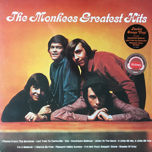 The Monkees – The Monkees Greatest Hits