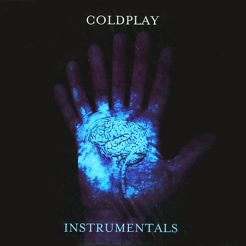 Coldplay – Instrumentals CD