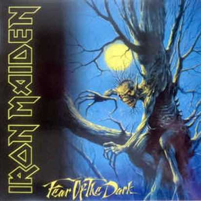 Iron Maiden ‎– Fear Of The Dark 2x lp