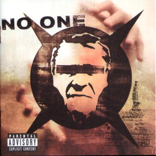 No One (3) – No One CD