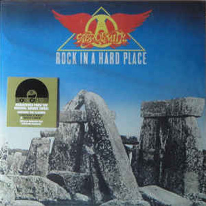 Aerosmith ‎– Rock In A Hard Place Rsd Exclusive