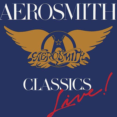 Aerosmith – Classics Live! CD