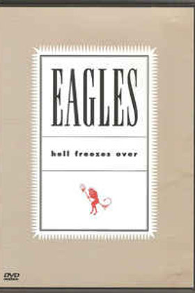 Eagles ‎– Hell Freezes Over (Dvd Used)