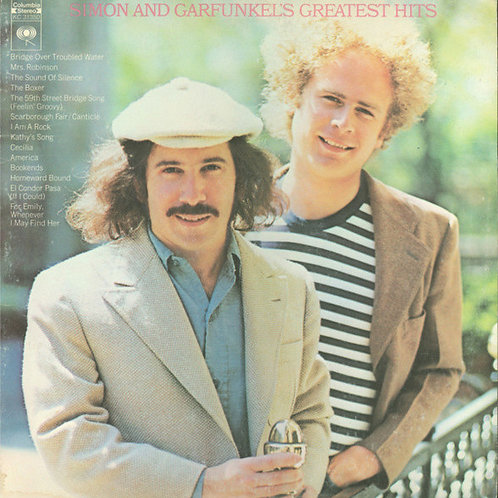 Simon And Garfunkel* ‎– Simon And Garfunkel's Greatest Hits