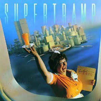 Supertramp ‎– Breakfast In America limited edition
